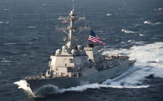 Bộ QP Nga: Chúng tôi mà truy đuổi, tàu chiến Mỹ chạy hết tốc lực cũng không thoát!