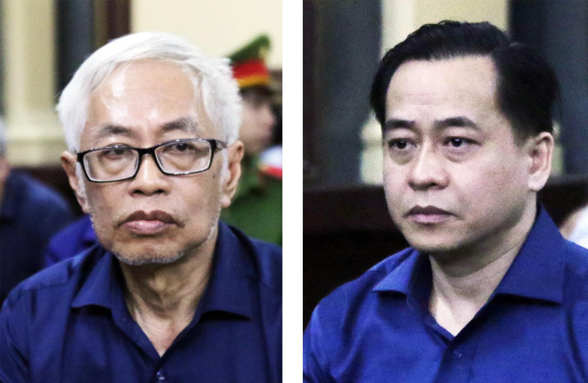 Xét xử Vũ nhôm và dàn cựu lãnh đạo Ngân hàng Đông Á gây hiệt hại 3.600 tỷ đồng - Ảnh 2.