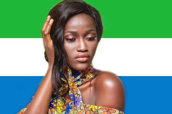 Sau tin mất tích trên đường đến dự thi Miss Universe, Hoa hậu Sierra Leone hiện đang ở đâu? - Ảnh 1.
