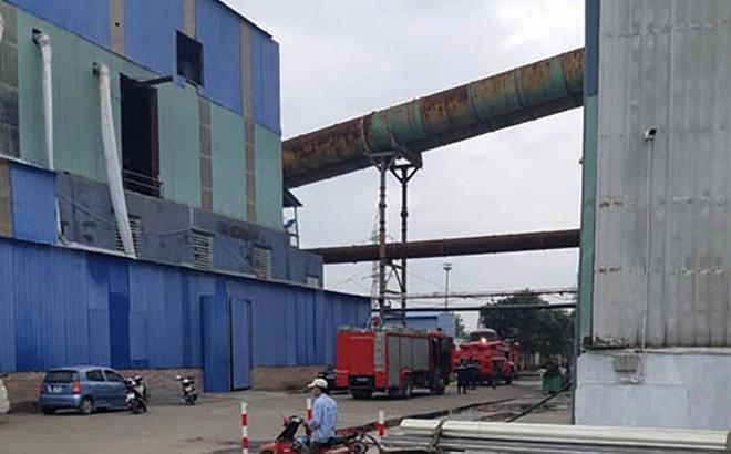 Nổ nhà máy thép ở Hải Phòng, 12 người thương vong
