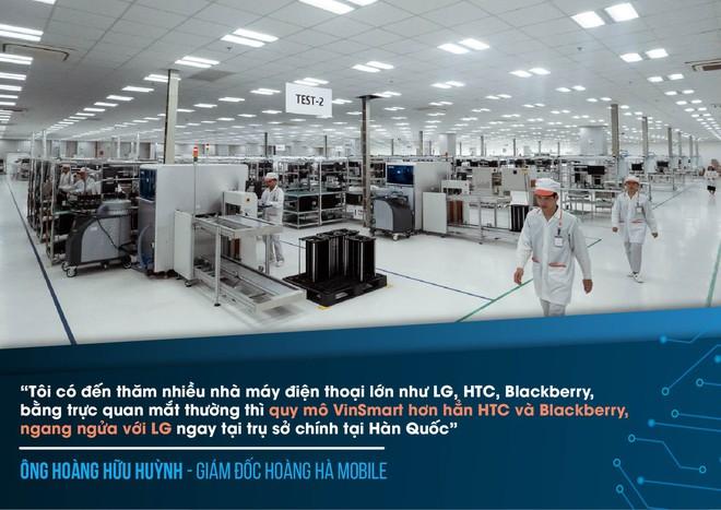 Chuyên gia công nghệ: Quy mô VSmart vượt Blackberry, ngang với LG ngay tại trụ sở chính - Ảnh 1.