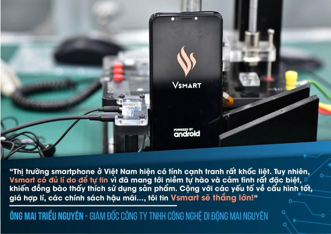 Chuyên gia công nghệ: Quy mô VSmart vượt Blackberry, ngang với LG ngay tại trụ sở chính - Ảnh 6.