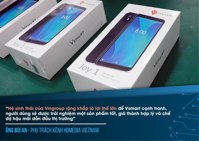 Chuyên gia công nghệ: Quy mô VSmart vượt Blackberry, ngang với LG ngay tại trụ sở chính - Ảnh 7.