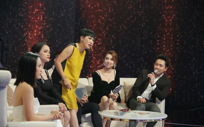 Trấn Thành phản ứng ra sao khi Phương Thanh nói 'không có Tiến Đạt, không có Hari Won hôm nay'?