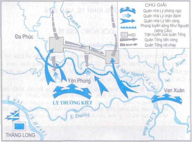 Lý Thường Kiệt cầm quân như thần, đại phá 30 vạn quân Tống xâm lược - Ảnh 1.