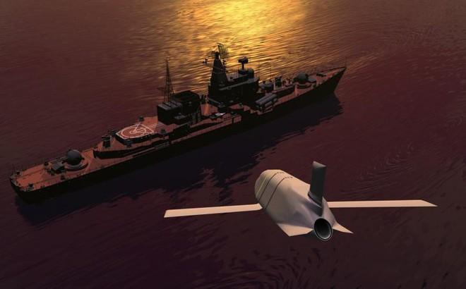 Vũ khí lý tưởng: Nửa tá tàu chiến Mỹ là đủ nuốt chửng loạt chiến hạm khủng của TQ - Ảnh 1.