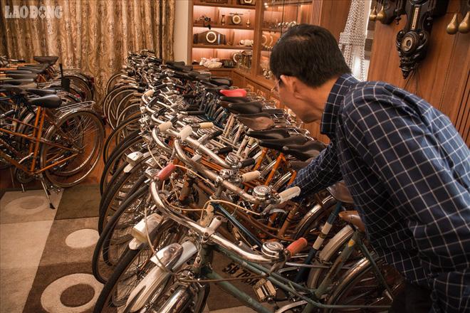 BST khủng dòng xe đạp mỗi chiếc đắt ngang một căn nhà mặt phố Hàng Đào - Ảnh 1.