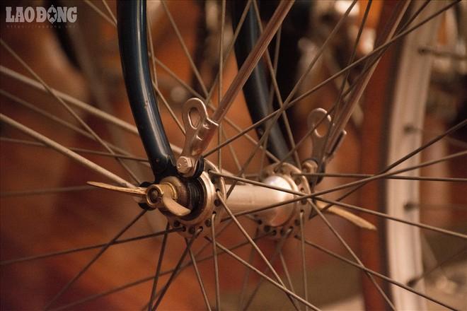 BST khủng dòng xe đạp mỗi chiếc đắt ngang một căn nhà mặt phố Hàng Đào - Ảnh 11.