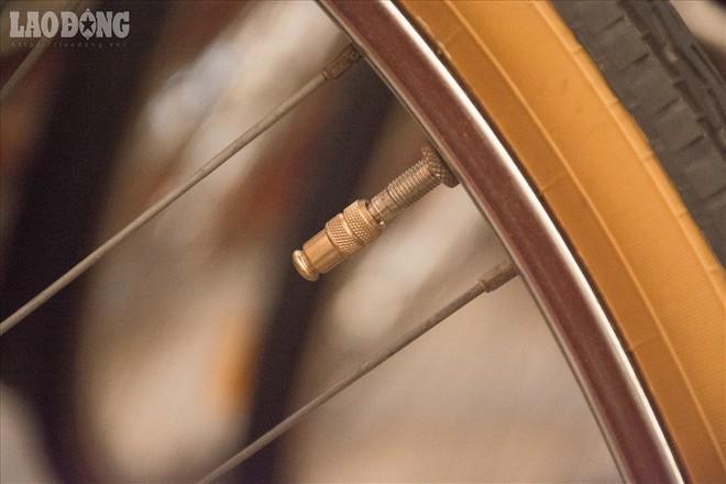 BST khủng dòng xe đạp mỗi chiếc đắt ngang một căn nhà mặt phố Hàng Đào - Ảnh 15.