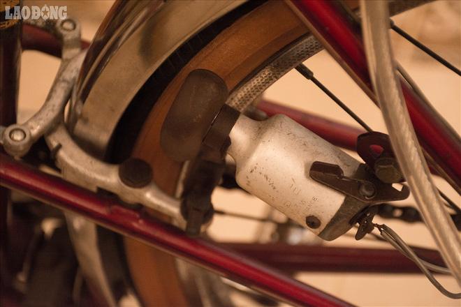 BST khủng dòng xe đạp mỗi chiếc đắt ngang một căn nhà mặt phố Hàng Đào - Ảnh 16.