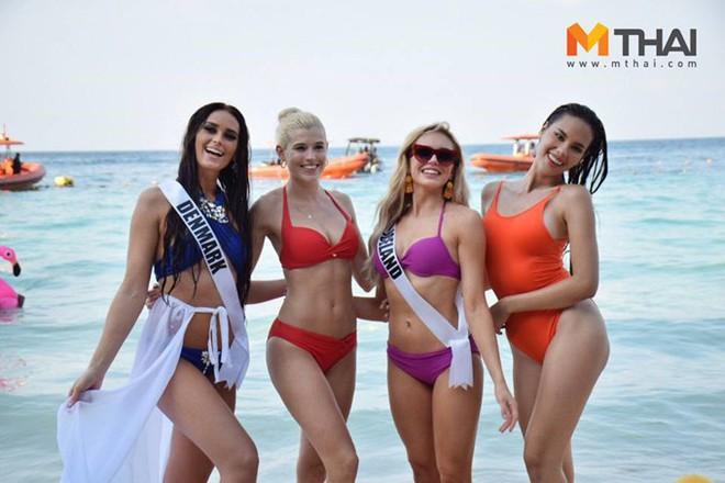 Nhìn loạt ảnh khoe body của dàn người đẹp Miss Universe, mới thấy HHen Niê đã gặp những đối thủ đáng gờm! - Ảnh 4.