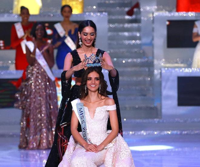 Tân Hoa hậu Thế giới 2018: Quán quân Next Top Model, từng bị chê xấu - Ảnh 1.