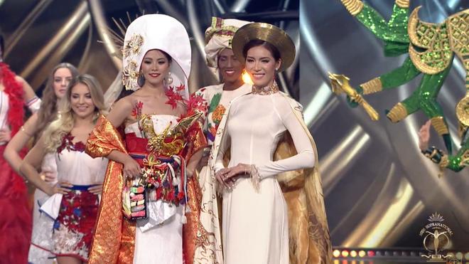 Chung kết Miss Supranational 2018: Minh Tú trượt top 5 đầy nuối tiếc, Puerto Rico đăng quang - Ảnh 1.