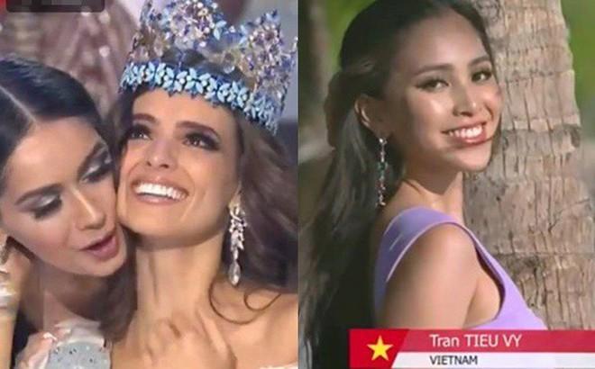 Người đẹp Mexico đăng quang Hoa hậu Thế giới 2018, Tiểu Vy dừng chân trong tiếc nuối