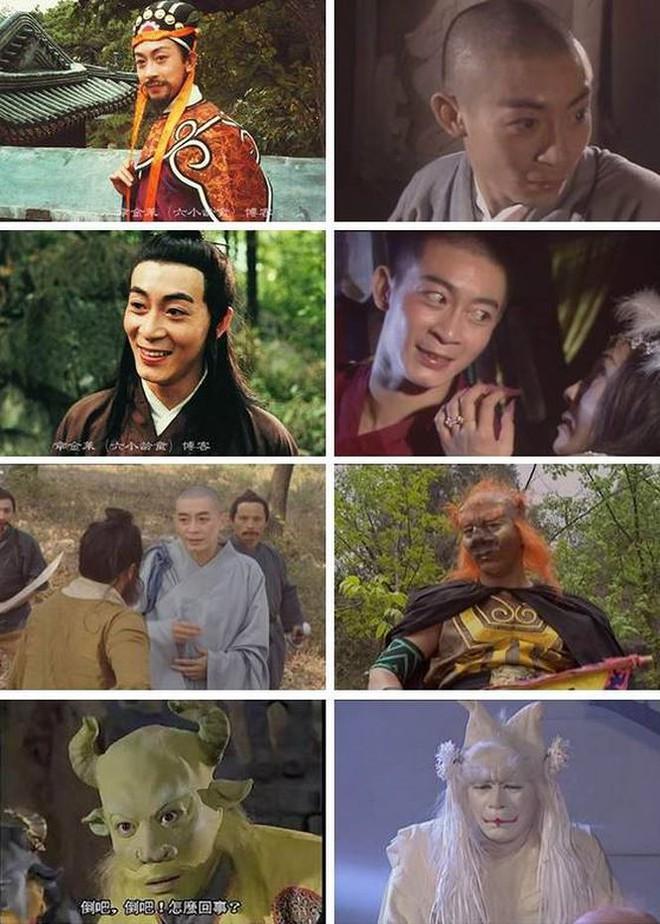 Chuyện ít biết về những diễn viên đóng nhiều vai nhất Tây du ký 1986 - Ảnh 3.