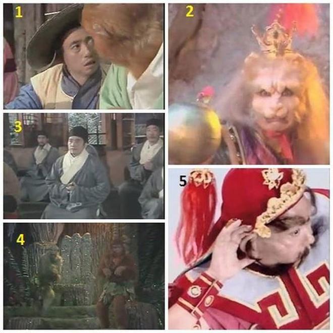Chuyện ít biết về những diễn viên đóng nhiều vai nhất Tây du ký 1986 - Ảnh 4.