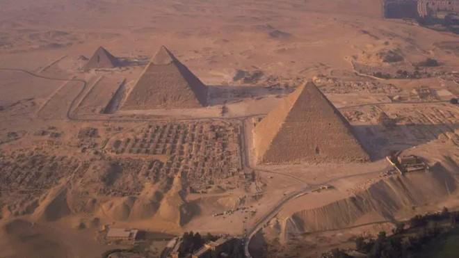 """Bằng chứng khoa học mới nhất về """"công nghệ"""" xây kim tự tháp của người Ai Cập cổ cách đây 4.500 năm - ảnh 4"""