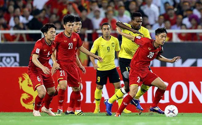 """Thống kê """"giật mình"""" về đội tuyển Việt Nam trước chung kết AFF Cup"""
