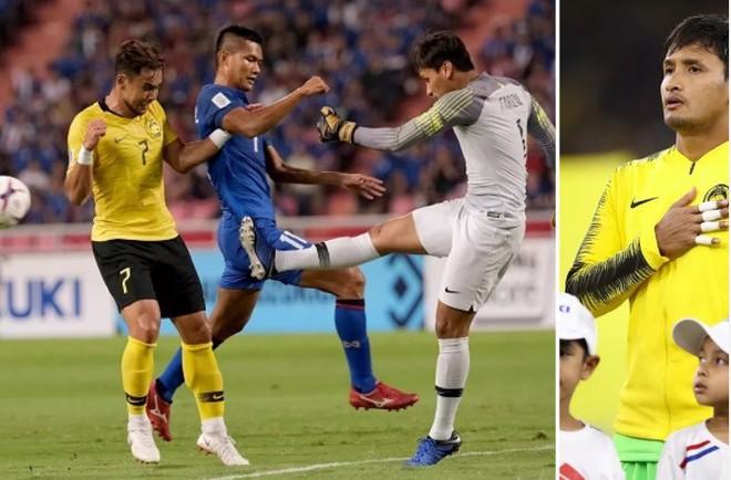 Thủ môn Malaysia thề sẽ báo thù Việt Nam ở trận chung kết AFF Cup 2018 - Ảnh 1.