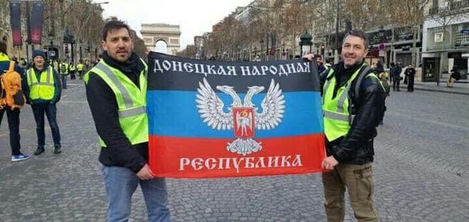 Kẻ giật dây toàn bộ vụ bạo động ở Paris: Ukraine nói đã suy luận ra chân tướng - Ảnh 1.