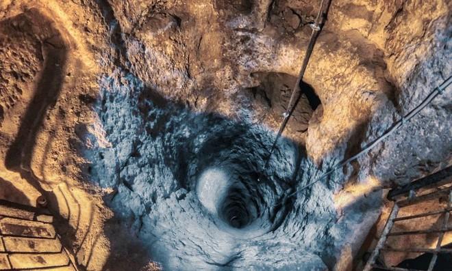 Khám phá thành phố ngầm 18 tầng đầy kinh ngạc tại Thổ Nhĩ Kỳ - Ảnh 3.