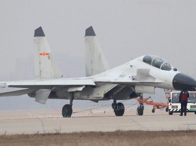 Trung Quốc biên chế hàng loạt hàng nhái Su-30 của Nga - ảnh 3