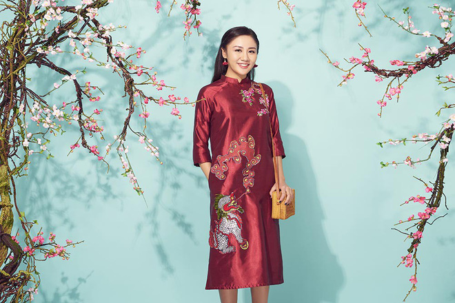 Văn Mai Hương khoe mẹ ruột trẻ trung, xinh đẹp - Ảnh 11.