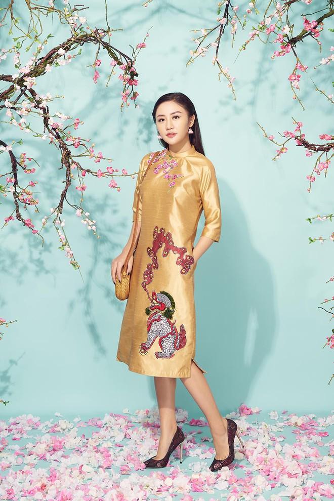 Văn Mai Hương khoe mẹ ruột trẻ trung, xinh đẹp - Ảnh 10.