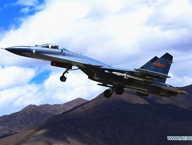 Trung Quốc biên chế hàng loạt hàng nhái Su-30 của Nga - ảnh 5