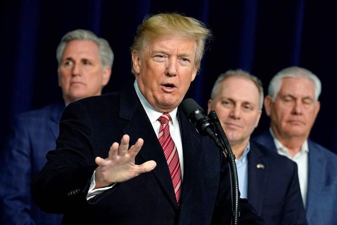 Chỉ sau một năm, ông Trump đã phá tan mọi di sản đối ngoại của ông Obama như thế nào? - Ảnh 4.