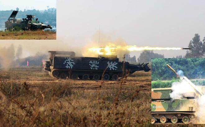 Lộ diện phương tiện dọn bãi cực kỳ nguy hiểm của Thủy quân lục chiến Trung Quốc - Ảnh 2.
