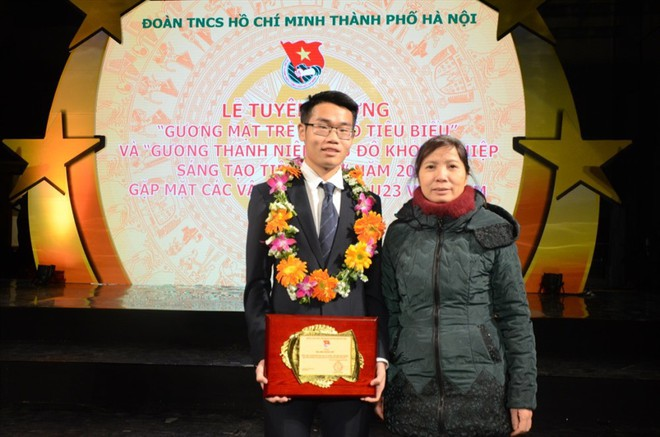 """Chàng trai """"vàng"""" Hoá học Việt Nam """"ẵm"""" học bổng 6,4 tỉ đồng của ĐH top đầu thế giới - Ảnh 2."""
