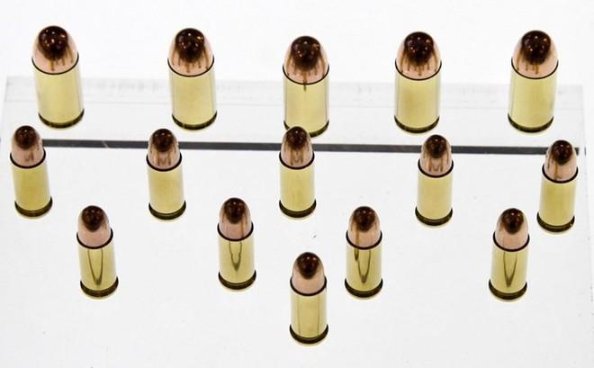 Những khẩu súng đáng sợ nhất tại triển lãm vũ khí SHOT - Ảnh 16.