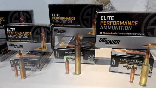 Những khẩu súng đáng sợ nhất tại triển lãm vũ khí SHOT - Ảnh 17.
