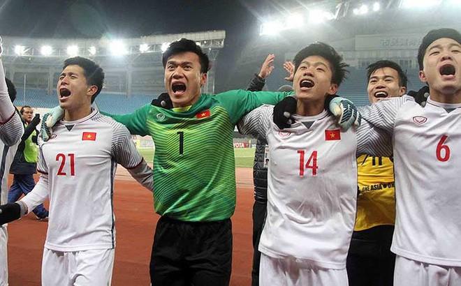 Thách thức cho U-23 Việt Nam tại Asiad 18