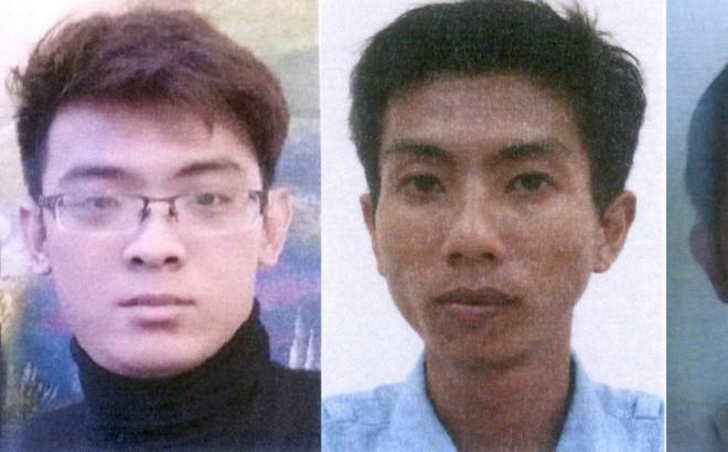 """Lý lịch 15 thành viên tổ chức khủng bố """"Chính phủ quốc gia Việt Nam lâm thời"""""""