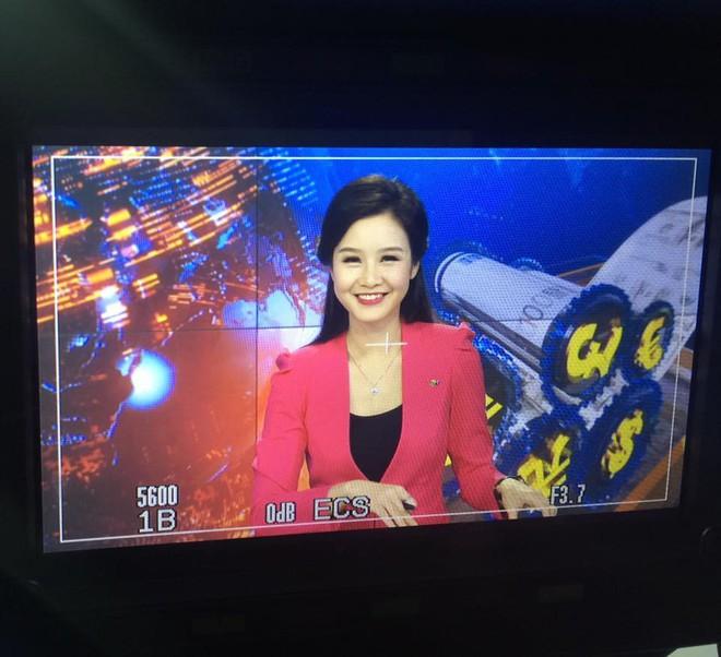 Chân dung biên tập viên đẹp như sao Hàn của VTV - ảnh 1