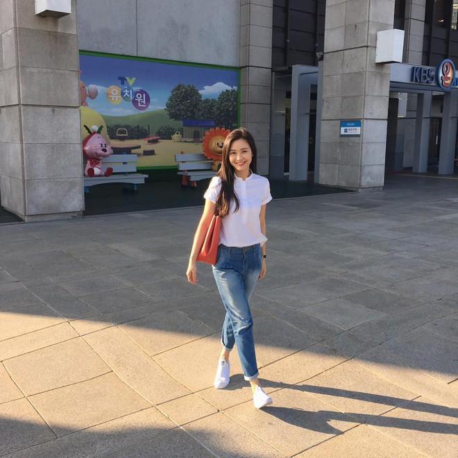 Chân dung biên tập viên đẹp như sao Hàn của VTV - ảnh 6
