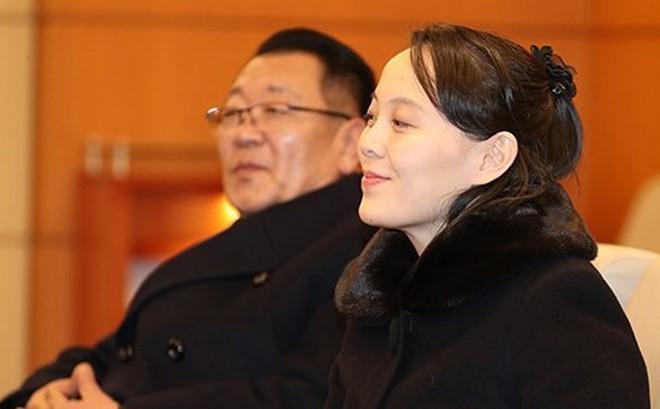 Tổng thống Hàn Quốc dùng bữa trưa với em gái nhà lãnh đạo Triều Tiên 1