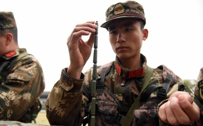 Bài tập kỳ lạ của lính bắn tỉa Trung Quốc