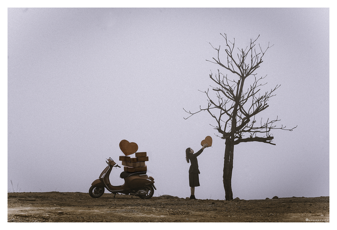 Kẻ hay mơ: Bộ ảnh được chia sẻ nhiều trong ngày Valentine 2018 - ảnh 3