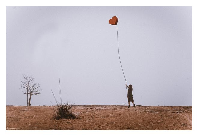 Kẻ hay mơ: Bộ ảnh được chia sẻ nhiều trong ngày Valentine 2018 - ảnh 4