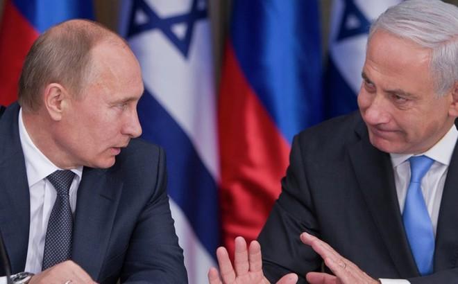 """Tổng thống Putin """"ra tay"""" giữa căng thẳng Israel-Syria-Iran"""