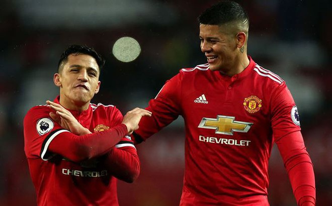 Alexis Sanchez tiết lộ lý do chọn M.U thay vì Man City