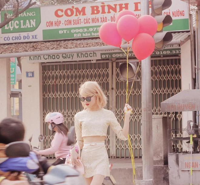 Xuất hiện trên đường phố, chàng trai khiến nhiều người giật mình vì tưởng là Taylor Swift - ảnh 6