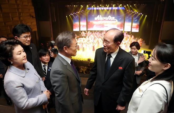 Chỉ đi nhẹ, nói khẽ, cười duyên, vì sao bà Kim Yo Jong gây bão xứ Hàn? - Ảnh 3.