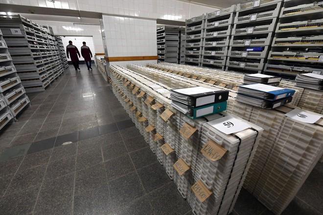 Tiết lộ bí mật kho vàng dự trữ của Nga - Ảnh 5.