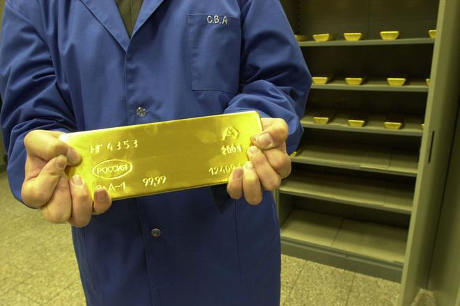 Tiết lộ bí mật kho vàng dự trữ của Nga - Ảnh 12.