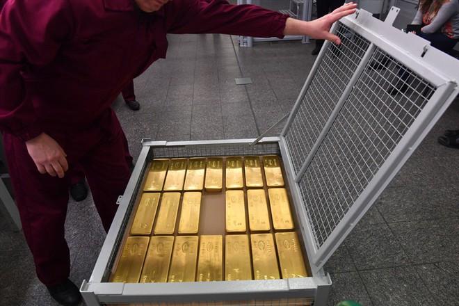 Tiết lộ bí mật kho vàng dự trữ của Nga - Ảnh 15.