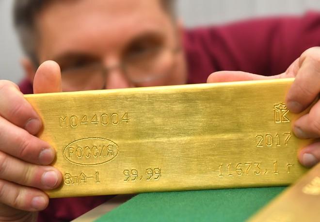 Tiết lộ bí mật kho vàng dự trữ của Nga - Ảnh 17.